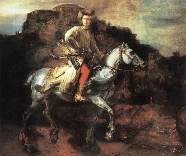 rembrandt-polish-rider