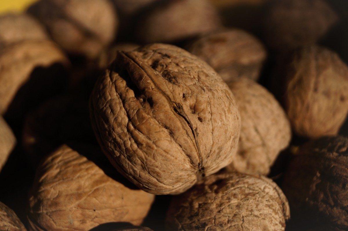 Jouluaika ja pähkinöitä paahtuu